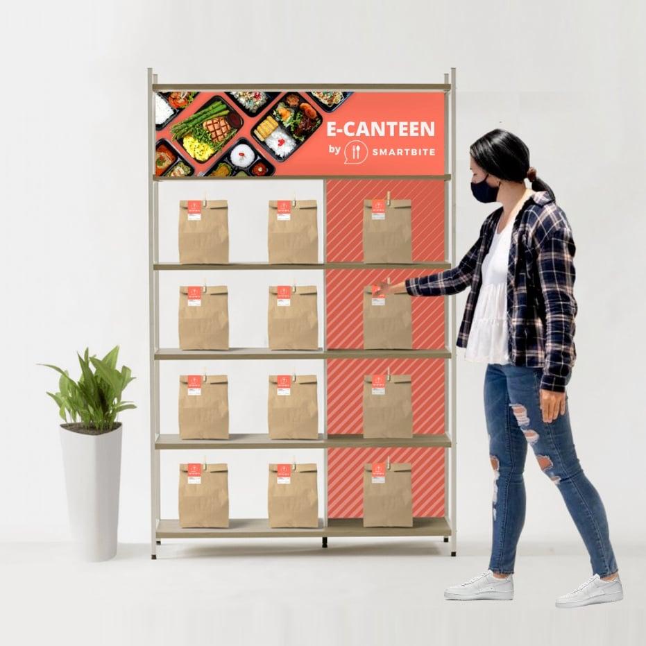 TrySmartBite E-Canteen